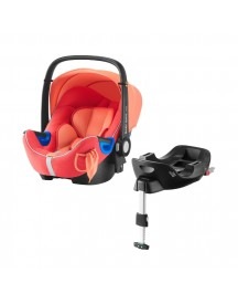 Römer Baby-safe I-size Incl. Base Coral Peach afbeelding