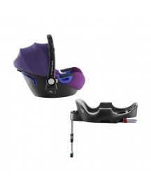 Römer Baby-safe I-size Incl. Base Mineral Purple afbeelding