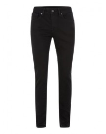Selected Homme Black Skinny Jeans afbeelding