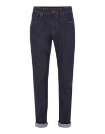 Selected Homme Navy Slim Jeans afbeelding