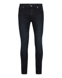 Washed Black Stretch Skinny Jeans afbeelding