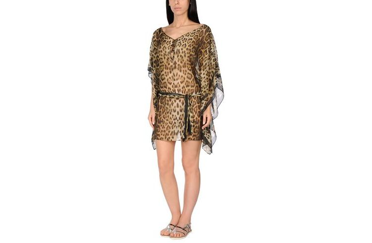 Image Roberto Cavalli Beachwear Beach Dress Female