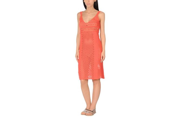 Image Twin-set Simona Barbieri Beach Dress Female
