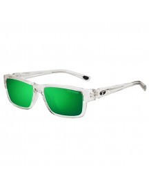 Tifosi Hagen Sportbril - Crystal Clear / Clarion Groen Polarized afbeelding