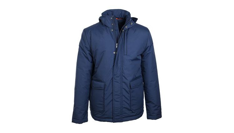 Image Suitable Winterjas Agera Navy