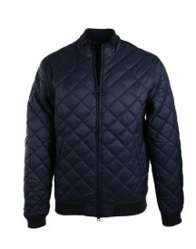 Barbour Holton Quilted Jas Donkerblauw afbeelding