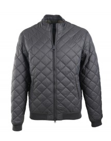 Barbour Holton Quilted Jas Grijs afbeelding