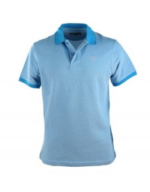 Barbour Polo French Blue afbeelding