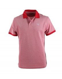Barbour Polo Rood Mix afbeelding