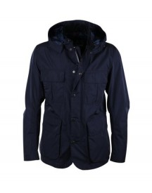 Barbour Thurso Jas Donkerblauw afbeelding