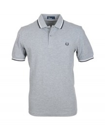 Fred Perry Polo Grijs 420 afbeelding