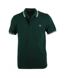 Fred Perry Polo Groen 406 afbeelding