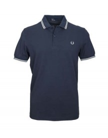 Fred Perry Polo Navy 278 afbeelding