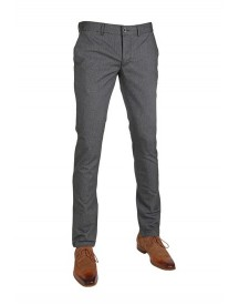 Suitable Chino Dante Grey Herring afbeelding