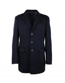 Suitable Coat Hendrik Donkerblauw afbeelding