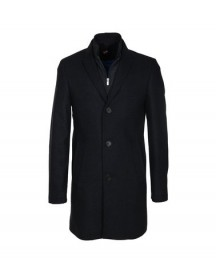 Suitable Coat Navy afbeelding