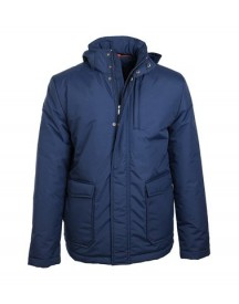 Suitable Winterjas Agera Navy afbeelding
