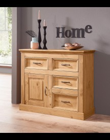Home Affaire Sideboard Selma, Breedte 100 Cm afbeelding