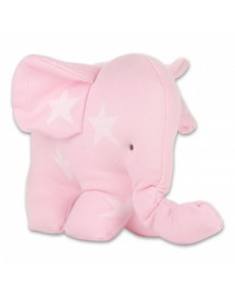 Baby's Only Knuffel Olifant Ster Rose/wit afbeelding