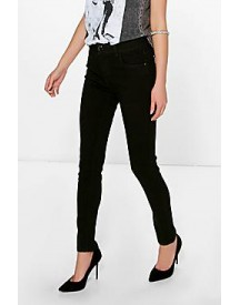 Emily Mid Rise Skinny Jeans afbeelding