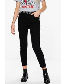 Jess Mid Rise 30' Leg Skinny Jeans afbeelding
