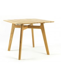 Ethimo - Knit - Salontafel - Vierkant - Hout afbeelding