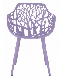 Forest Armchair Lila - Fast afbeelding