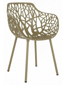 Forest Armchair Parelgoud Zand - Fast afbeelding