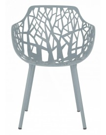 Forest Armchair Zilver - Fast afbeelding