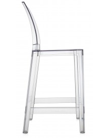 Kartell - One More Please Barstoel - Transparant afbeelding