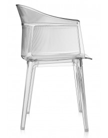 Kartell - Papyrus Stoel - Transparant afbeelding