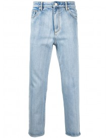 3.1 Phillip Lim - Tapered Denim Trousers - Men - Cotton - 29 afbeelding
