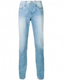 3x1 - 'm3 Selvedge' Slim Fit Jeans - Men - Cotton - 34 afbeelding