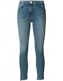 3x1 - Skinny Cropped Jeans - Women - Cotton/polyester/spandex/elastane - 27 afbeelding