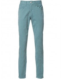 3x1 - Straight-leg Trousers - Men - Cotton/polyurethane - 34 afbeelding