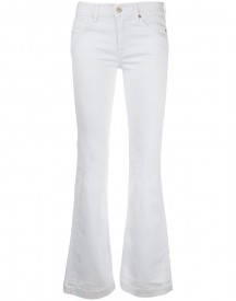7 For All Mankind - Charlize Jeans - Women - Cotton/polyester/spandex/elastane - 26 afbeelding