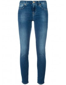 7 For All Mankind - Skinny Jeans - Women - Cotton/polyester/spandex/elastane - 24 afbeelding