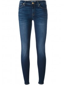 7 For All Mankind - The Skinny B(air) Duchess Jeans - Women - Cotton/polyester/spandex/elastane/lyocell - 25 afbeelding