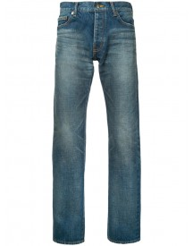 Addict Clothes Japan - Washed Slim-fit Jeans - Men - Cotton - 33 afbeelding