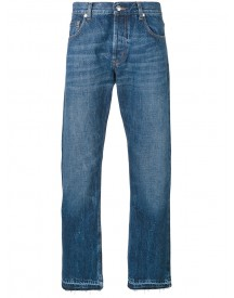 Alexander Mcqueen - Straight Fit Jeans - Men - Cotton - 54 afbeelding