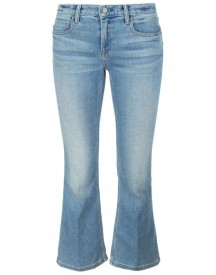 Alexander Wang - Cropped Jeans - Women - Cotton - 25 afbeelding