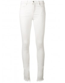 Alyx - Frayed Jeans - Women - Cotton - 26 afbeelding
