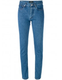 A.p.c. - Skinny Jeans - Women - Cotton - 26 afbeelding