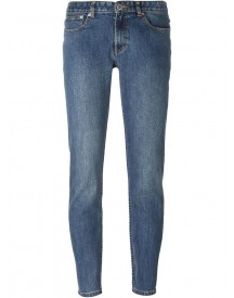 A.p.c. - Tapered Jeans - Women - Cotton/polyurethane - 27 afbeelding