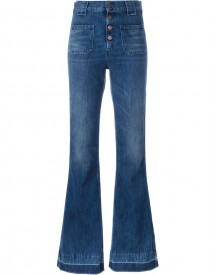 Aries - 'jane Flaire' Jeans - Women - Cotton - 29 afbeelding