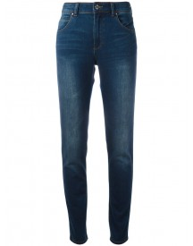 Armani Jeans - Tapered Jeans - Women - Cotton/polyester - 24 afbeelding