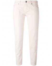 Aspesi - Skinny Cropped Jeans - Women - Cotton - 38 afbeelding