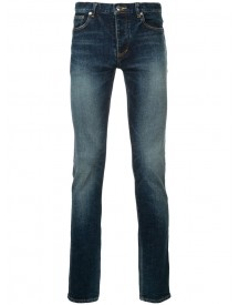Attachment - Skinny Jeans - Men - Cotton/polyurethane - 1 afbeelding