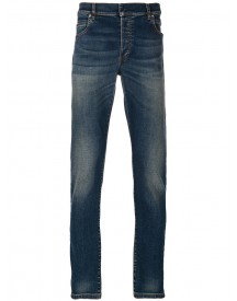 Balmain - Distressed Jeans - Men - Cotton/spandex/elastane - 27 afbeelding
