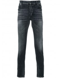 Balmain - Distressed Jeans - Men - Cotton/spandex/elastane - 33 afbeelding